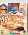 The Suspicious Death Of A Minor (Blu-ray + DVD)
