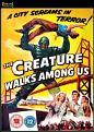 The Creature Walks Among Us (DVD)