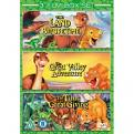 The Land Before Time / The Land Before Time - The Great Valley Adventure / The Land Before Time - The Time Of The Great Giving (DVD)