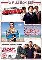 Funny People & Superbad & Forgetting Sarah Marshall (DVD)