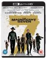 The Magnificent Seven [4K Ultra HD] [Blu-ray]