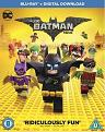 The LEGO Batman Movie  [2017] (Blu-ray)