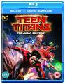 Teen Titans: Judas Contract [Includes Digital Download]  [2016] (Blu-ray)