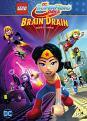 Lego Dc Superhero Girls: Brain Drain [2017] (DVD)