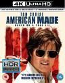 American Made(4K Blu-Ray + Blu-ray)