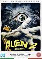 Alien 2 - On Earth (DVD)