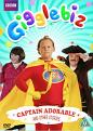 Gigglebiz: Captain Adorable And Friends (Cbeebies) (DVD)