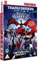 Transformers - Prime: Season Three - Beast Hunters (DVD)