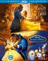 Beauty & The Beast Live Action/Animated Doublepack  [2017]