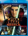 Star Wars Rebels Season 3  [Region Free]