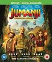 Jumanji: Welcome To The Jungle  [2017] (Blu-ray)