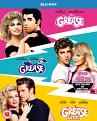 Grease 40th Anniversary Triple (Grease/Grease 2/Grease Live)  [2018] [Region Free] (Blu-ray)