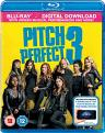 Pitch Perfect 3 (Blu-Ray + digital download) [2018] [Region Free] (Blu-ray)