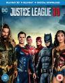Justice League –[Blu-ray 3D + Blu-ray Digital Download] [2017] (Blu-ray)