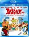 Asterix: The Mansions Of The Gods (3D Blu-ray + Blu-ray)