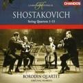 Shostakovich: String Quartets Nos 1 - 13