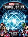 Marvel Studios Collector's Edition Box Set Phase 1 (DVD)
