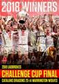 2018 Ladbrokes Challenge Cup Final Catalans Dragons 20 Warrington Wolves 14 (DVD)