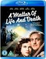 A Matter Of Life & Death Blu-Ray (2019)