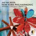 Jaap van Zweden New York Philharmonic - Stravinsky Le Sacre du printemps; Debussy La Mer (Music CD)