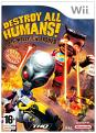 Destroy All Humans 3: Big Willy Unleashed (Nintendo Wii)