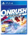 Onrush - Day One Edtion (PS4)