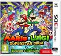 Mario and Luigi: Super Star Saga + Bowser's Minions (Nintendo 3DS)