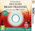 Dr Kawashima's Devilish Brain Training: Can you stay focused (Nintendo 3DS)