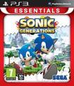 Sonic Generations - Essentials (PS3)