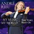 Andre Rieu Johann Strauss Orchestra - My Music - My World - The Very Best Of (2CD) (Music CD)