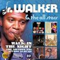 JR. WALKER & THE ALL STARS - WALK IN THE NIGHT ~ THE MOTOWN 70s STUDIO ALBUMS CLAMSHELL (Box Set  3CD) (Music CD)