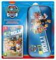 Paw Patrol: On A Roll Switch Game + Travel Case (Nintendo Switch)