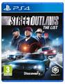 Street Outlaws: The List - PlayStation 4 (PS4)
