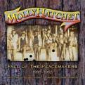 MOLLY HATCHET - FALL OF THE PEACEMAKERS 1980-1985: 4CD CLAMSHELL BOXSET (Music CD)