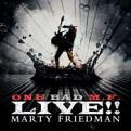 Marty Friedman - One Bad M.F. Live!! (Music CD)