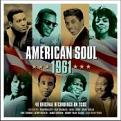 Various Artists - American Soul 1961 [Double CD] (Music CD)