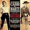 Johnny Cash & Marty Robbins - Gunfighter Ballads [Double CD] (Music CD)