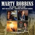 MARTY ROBBINS - THE DRIFTER / SADDLE TRAMP / WHAT GOD HAS DONE / CHRISTMAS WITH MARTY ROBBINS (Music CD)