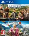 Far Cry 4 & Far Cry 5 Double Pack (PS4)