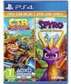 Crash Team Racing & Spyro Reignited Trilogy (PS4)
