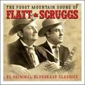 Flatt & Scruggs - Foggy Moutain Sound Of  (Music CD)