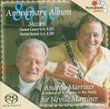 Mozart: Clarinet Concert; Clarinet Quintet [SACD]