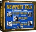Various Artists - Newport Folk Festival 1960 Box set  Original recording remastered