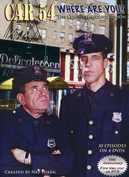 Car 54  Where Are You? - Series 2 - Complete