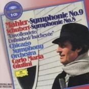 Mahler: Sym No 9 & Schubert: Sym No 8