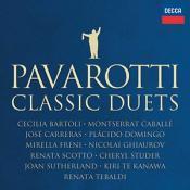 Luciano Pavarotti - Classic Duets (Music CD)