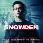Craig Armstrong & Adam Peters - Snowden (Music CD)