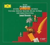Leonard Bernstein London Symphony Orchestra Adolph Green June Anderson Christa Ludwig Della Jones Jerry Hadley Kurt Ollmann - Bernstein: Candide (Music CD)
