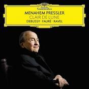 Menahem Pressler - Clair de lune (Music CD)