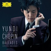 Yundi - Chopin: Ballades (Music CD)